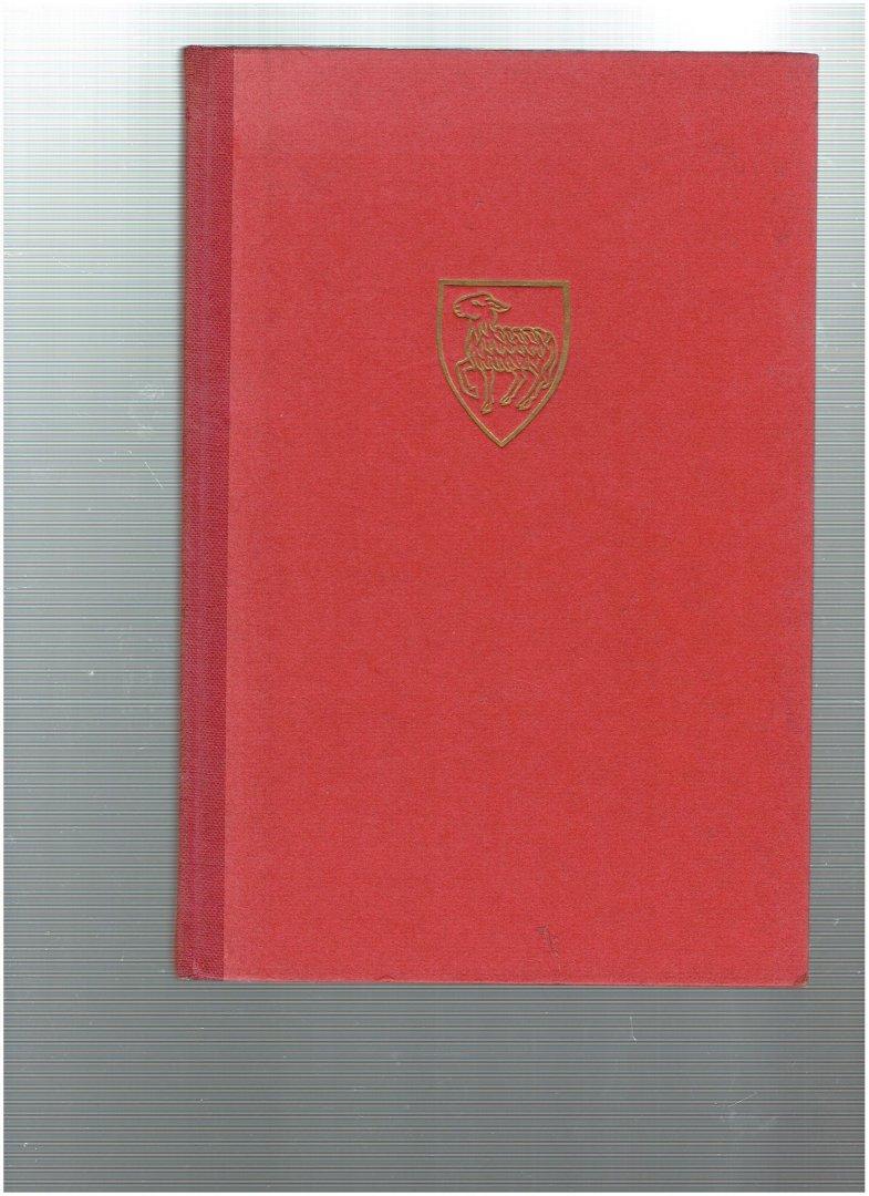 pama-brouwer, f. - heraldiek oorsprong, ontwikkeling en het tekenen van wapens