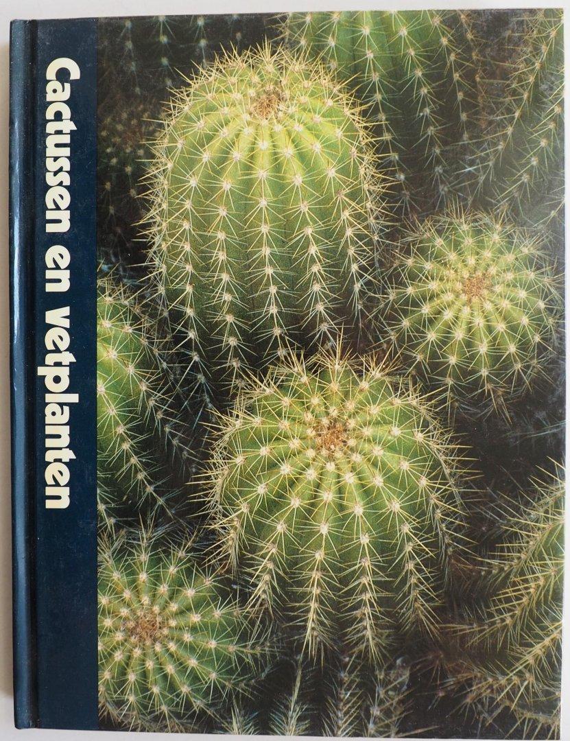 Perl, Philip - Cactussen en vetplanten Time-Life Plantenencyclopedie