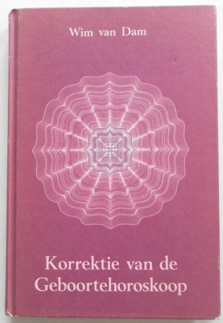 Dam Wim van - Korrektie van de Geboortehoroskoop