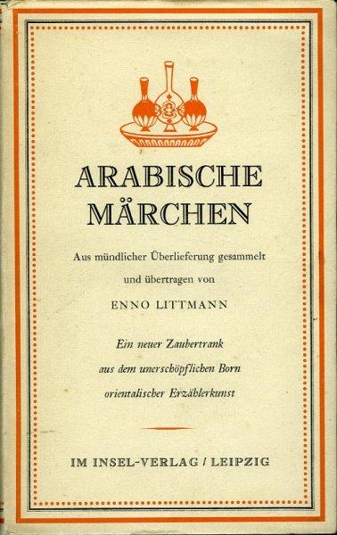 Arabische Märchen. Nach mün...