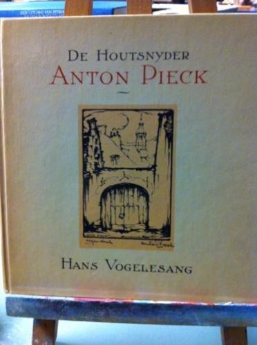 Boekwinkeltjes.nl - Vogelesang - Houtsnyder anton pieck