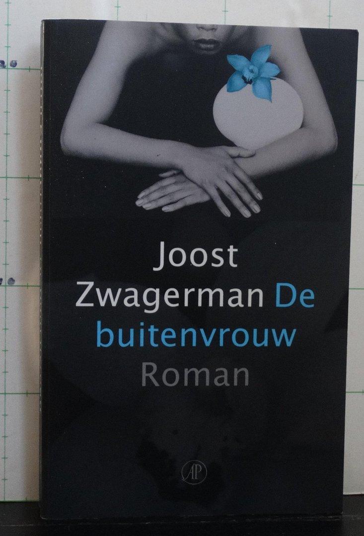 Boekwinkeltjesnl Zwagerman Joost De Buitenvrouw