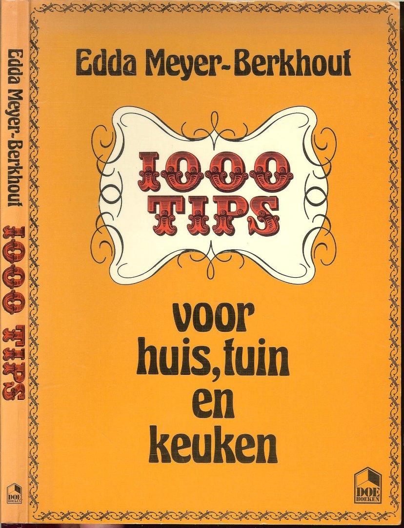 Berkhout-Meyer, Edda Nederlandse bewerking Pamela de Kat .. Tekeningen  Kerrin van Carnap ...