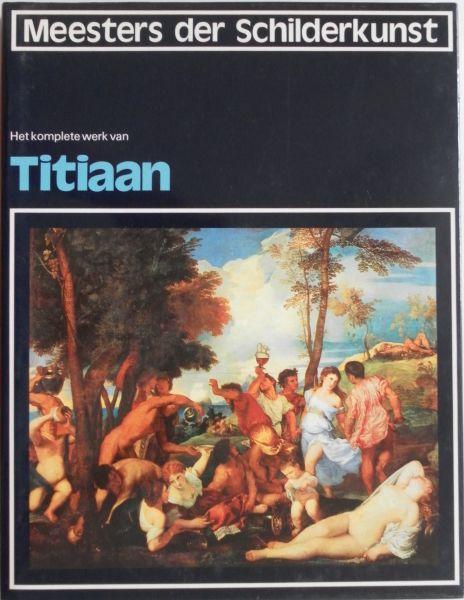 Dony L M Frans, Braun Karel - Meesters der schilderkunst Het komplete werk van Titiaan
