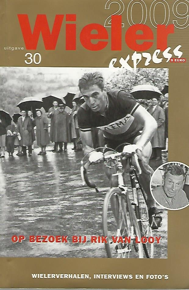 ZOMER, JAN - Wielerexpress nr 30 -Uitgave 30. Avonturen in Lombardije met Thomas Dekker en Jo de Roo