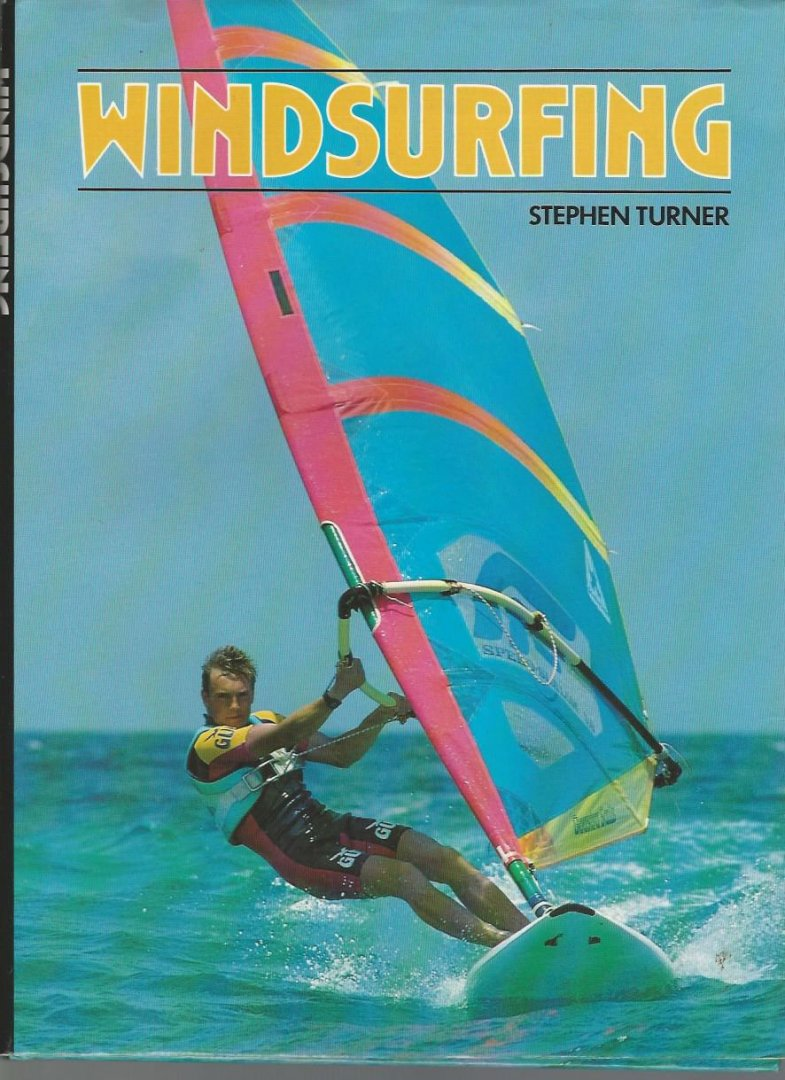 TURNER, STEPHEN - Windsurfing