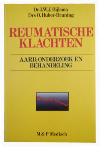 Bijlsma, dr. J.W.J. / Huber-Bruning, drs. O. - Reumatische klachten - aard, onderzoek en behandeling