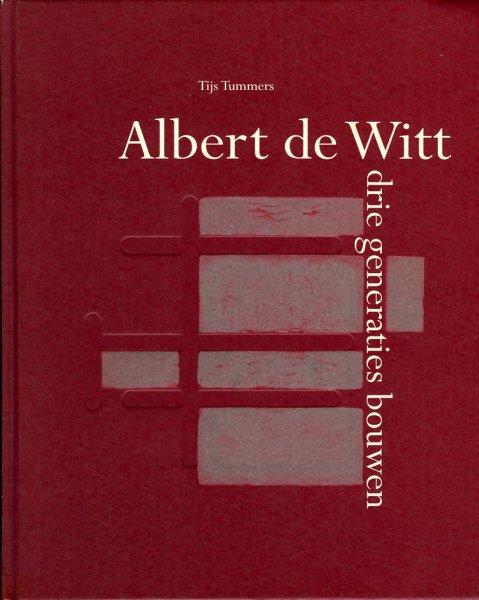 Albert de Witt, drie genera...