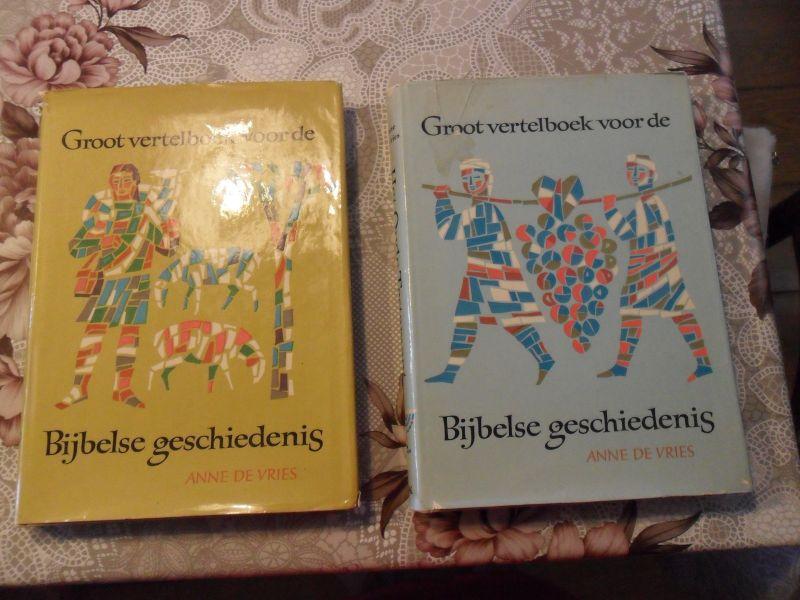 Vries de Anne - Groot vertelboek voor de Bijbelse geschiedenis