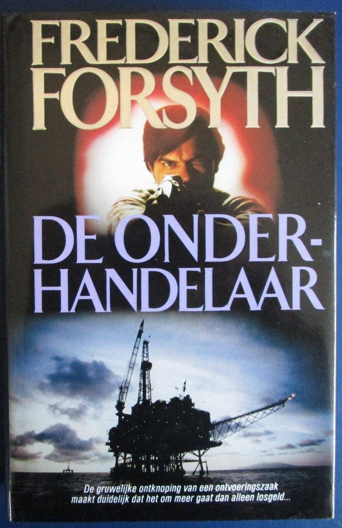 Forsyth, Frederick - De onderhandelaar