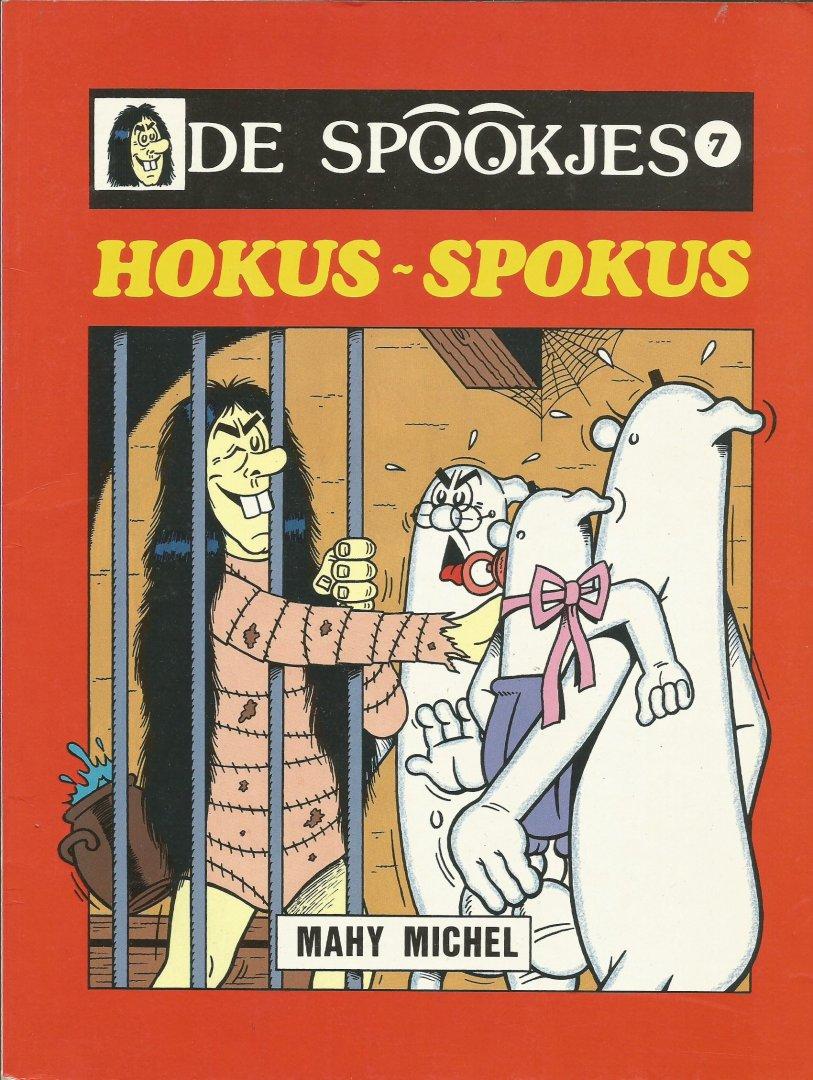 Mahy, Michel - De Spookjes 7 - Hokus-Spokus