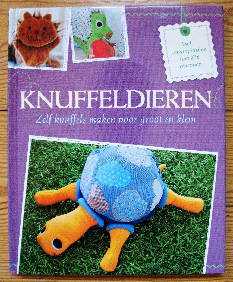 Genoeg Boekwinkeltjes.nl - Rauer en Reidelbach - Knuffeldieren, zelf &CK13