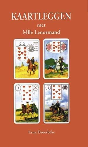 Droesbeke , Erna  .  [ isbn 9789064580468 ]  inv  3709 - Kaartleggen  met  Mlle  Leonard .  ( Geillustreerd . )