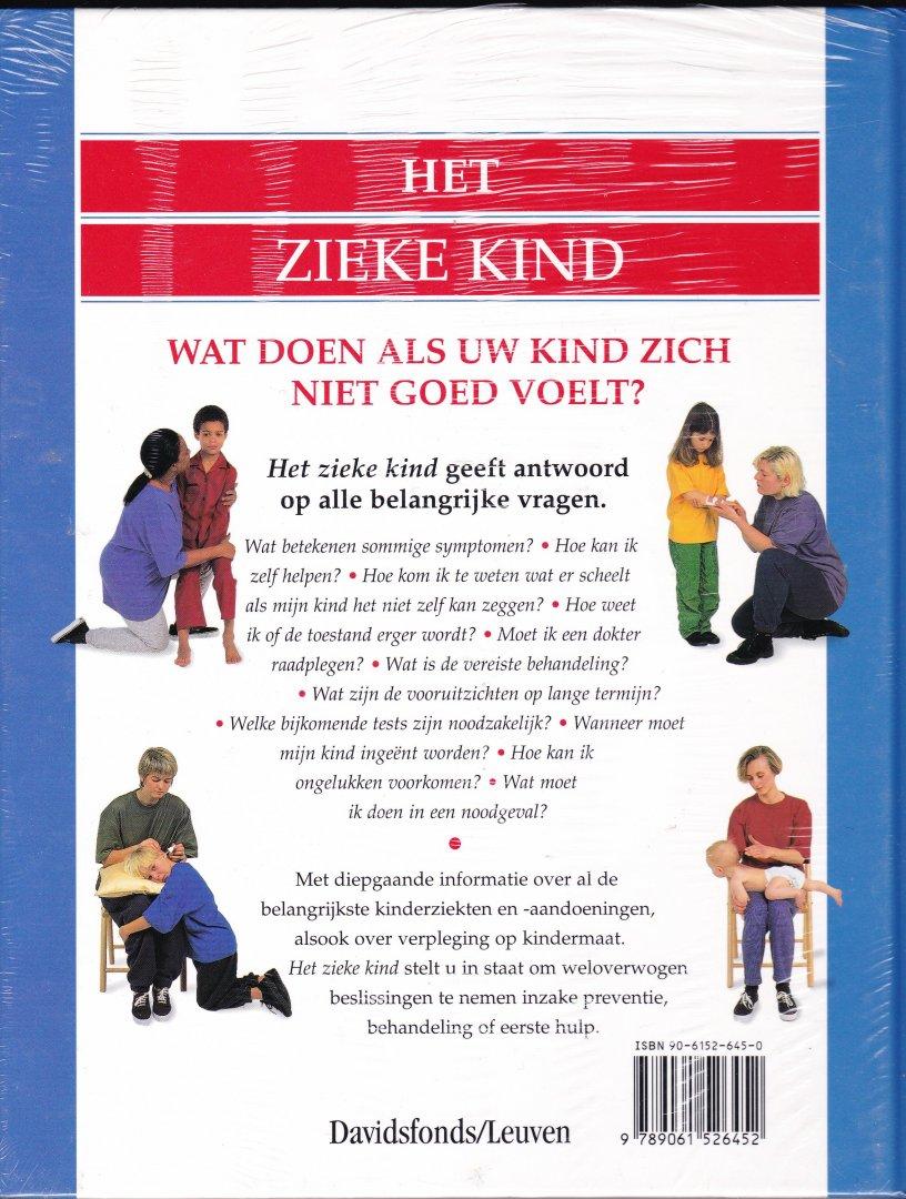 boekwinkeltjes.nl - het zieke kind - symptomen, eerste hulp en