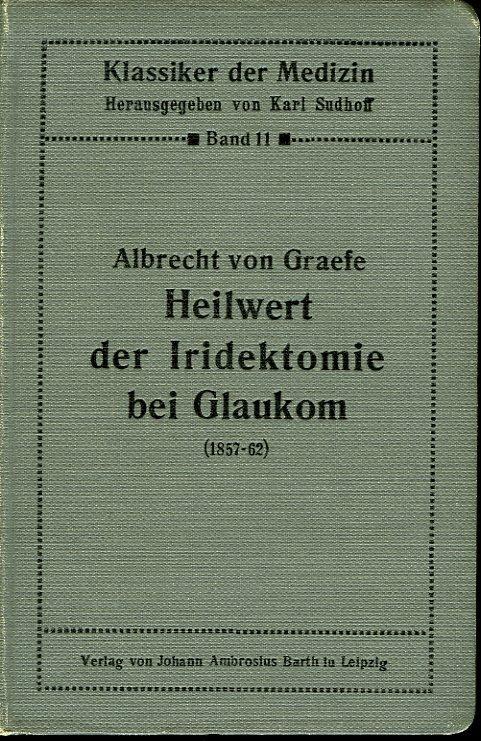 Albrecht von Graefe's grund...