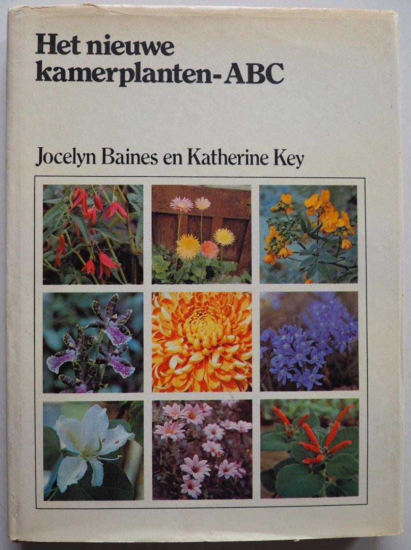 Baines, J. en  Key, Katherine - Het nieuwe kamerplanten-ABC.