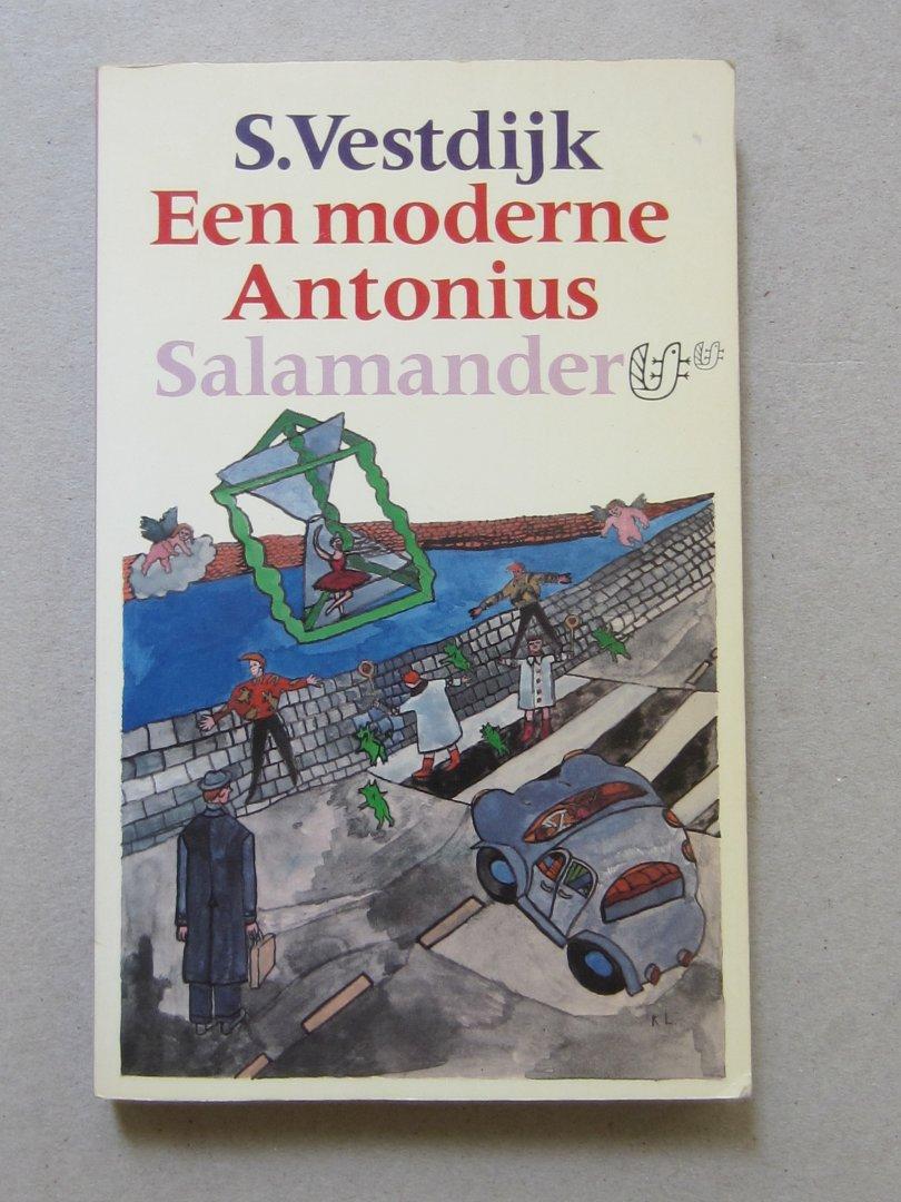 Vestdijk, S. - Een moderne Antonius
