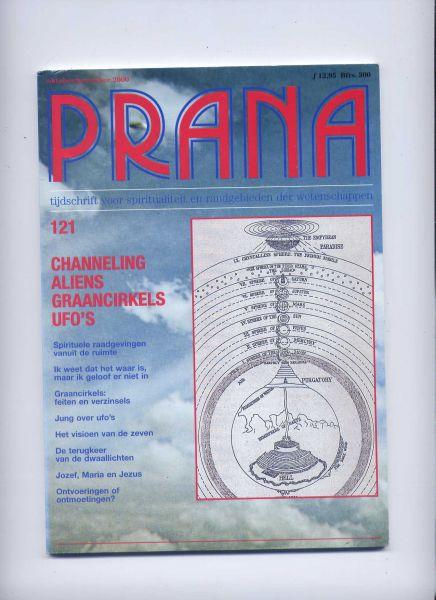 - PRANA ; 121 Channeling Aliens Graancirkels Ufo`s