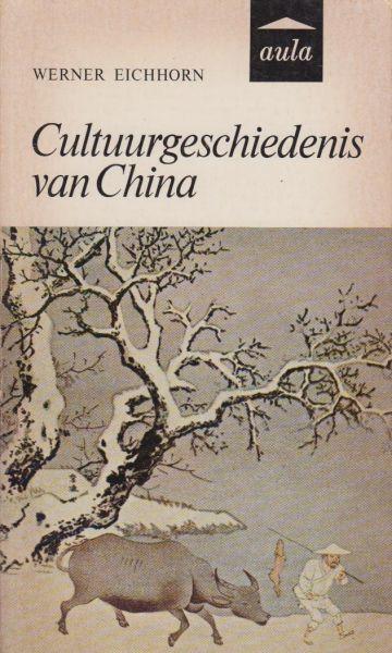 Eichhorn, Werner - Cultuurgeschiedenis van China (Oorspr. Kulturgeschichte Chinas). Vertaling H.F.M. Coerwinkel. Goed overzicht van de verschillende dynastieen.