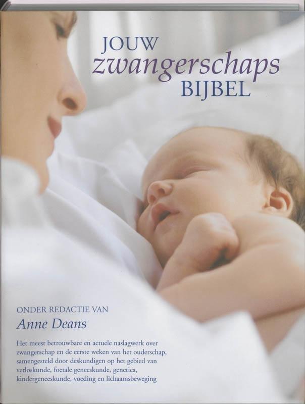 Anne Deans - Jouw zwangerschapsbijbel