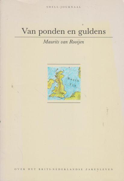 Rooijen, Maurits van - Van ponden en guldens - Over het Brits-Nederlandse zakenleven