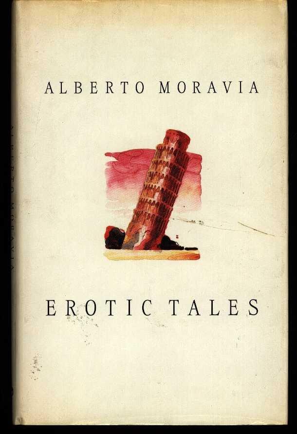 Moravia, Alberto - Erotic tales