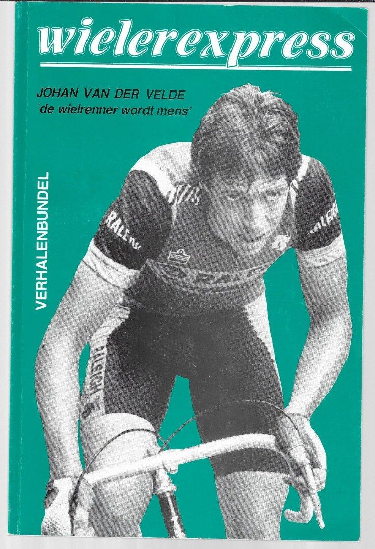 ZOMER, JAN - Wielerexpress 1991 -Verhalenbundel