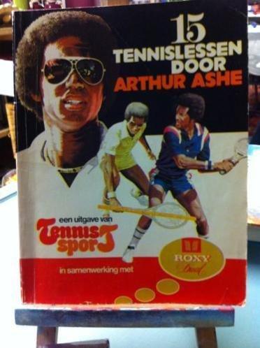 Boekwinkeltjes.nl - Arthur Ashe - 15 tennislessen door Arthus Ashe