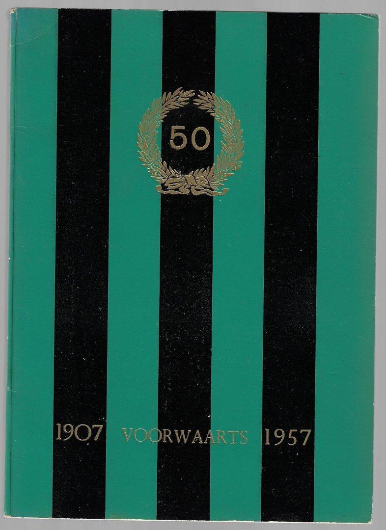 VADER, G. EN HUYGENS CHR. - 50 Voorwaarts -1907 Voorwaarts 1957