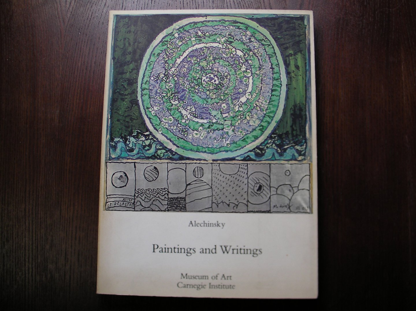 eugene ionesco - Paintings and writings