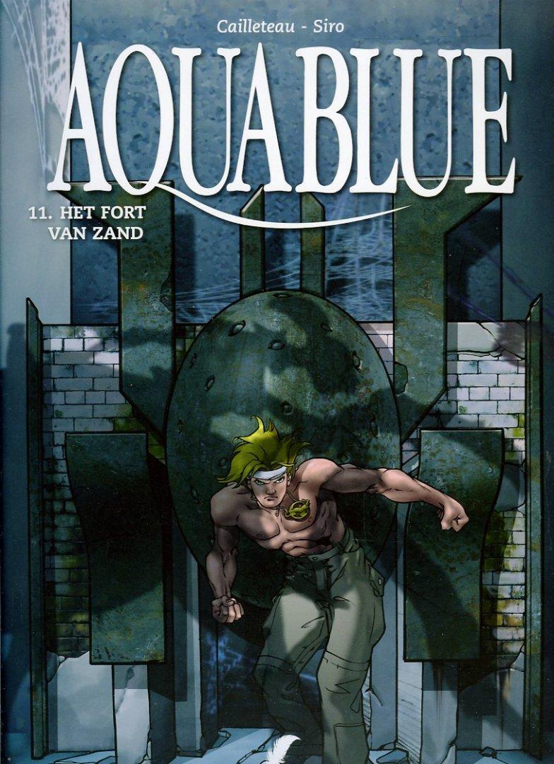 Aquablue deel 11. Het fort ...