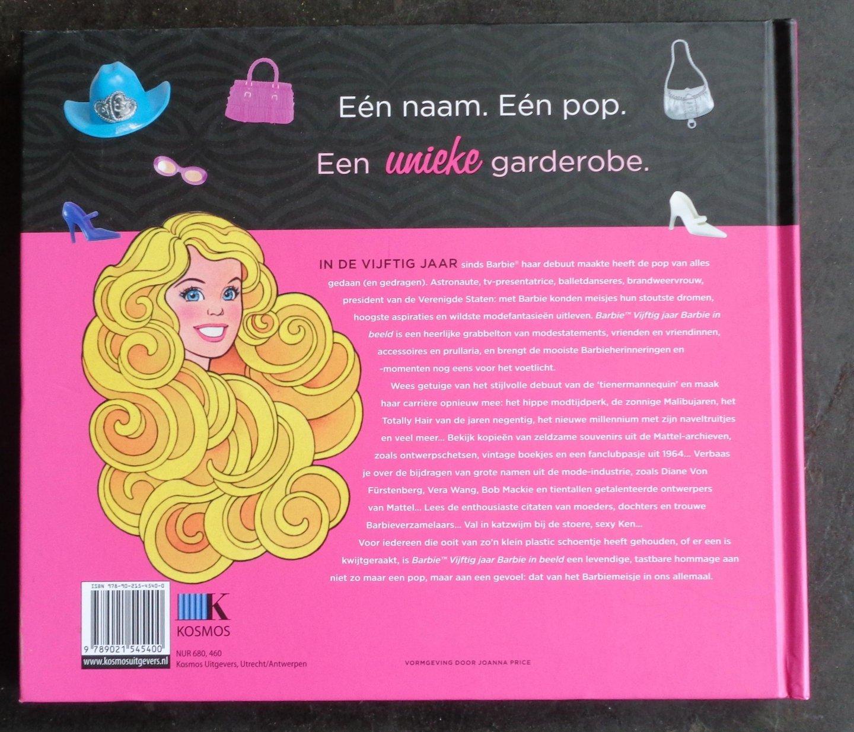 50 jaar barbie in beeld Boekwinkeltjes.nl   D'Amato, Jennie   Barbie, 50 jaar Barbie in beeld 50 jaar barbie in beeld