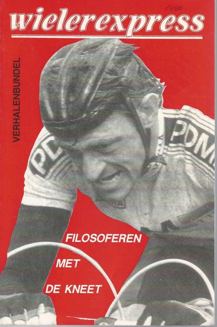 ZOMER, JAN - Wielerexpress 1990 -Verhalenbundel