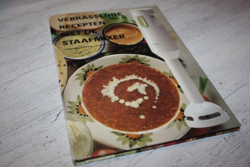 Belterman, Hans en Taylor, Karen - Verrassende recepten met de staafmixer.
