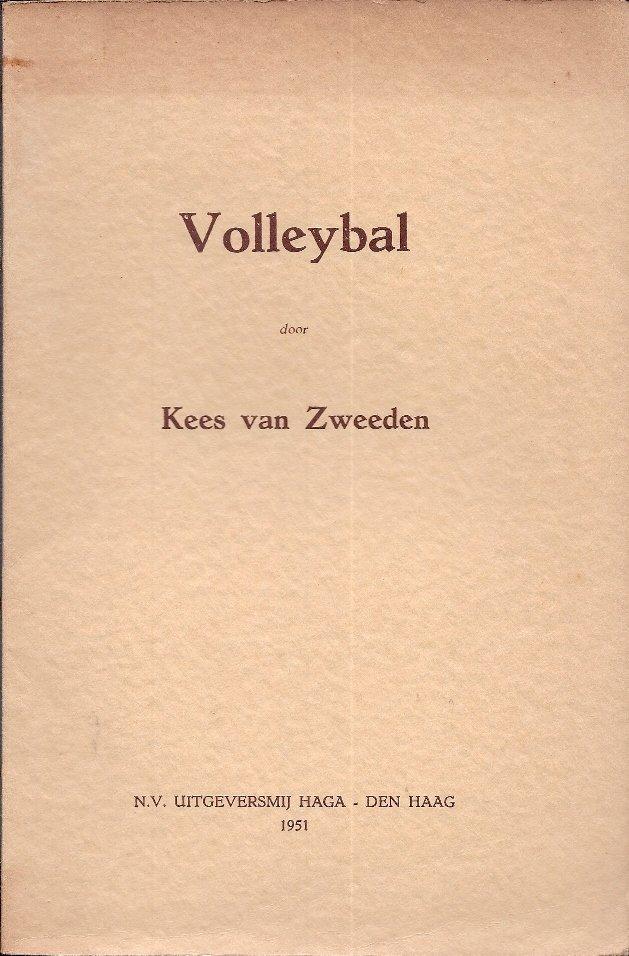 ZWEDEN, KEES VAN - Volleybal