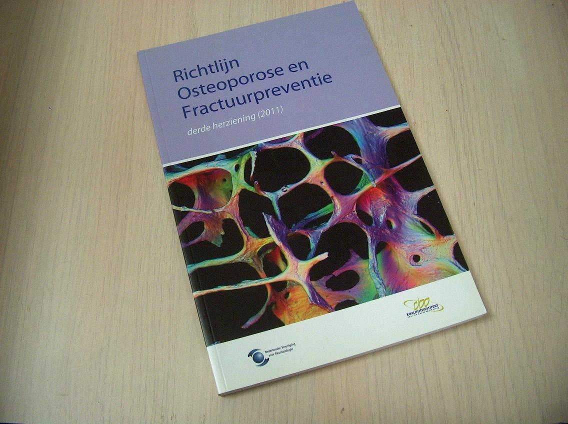 red. - Richtlijn Osteoporose en Fractuurpreventie
