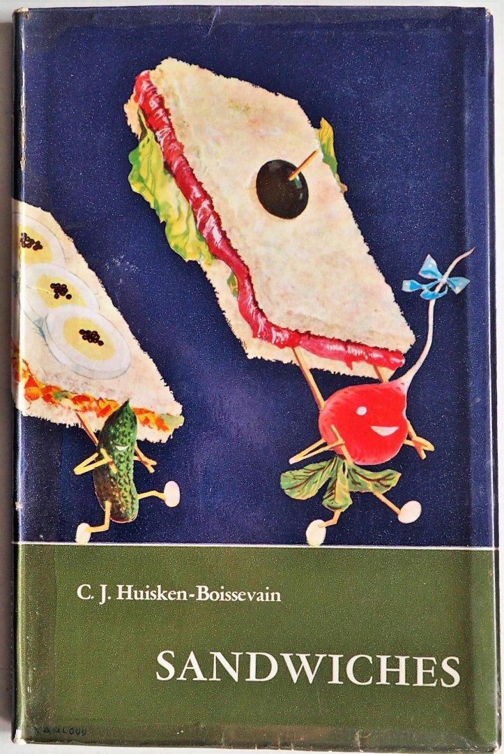 Huisken-Boissevain, C.J. ill. Looy, Rein van; Bouman, Jan - Sandwiches