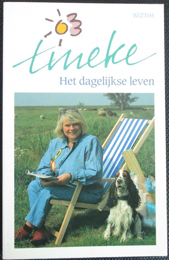 Tineke - Het dagelijkse leven