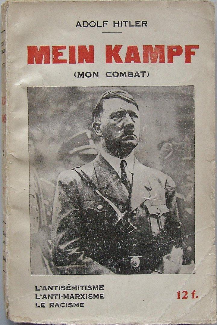 Citaten Uit Mein Kampf : Boekwinkeltjes mein kampf mon combat extraits de