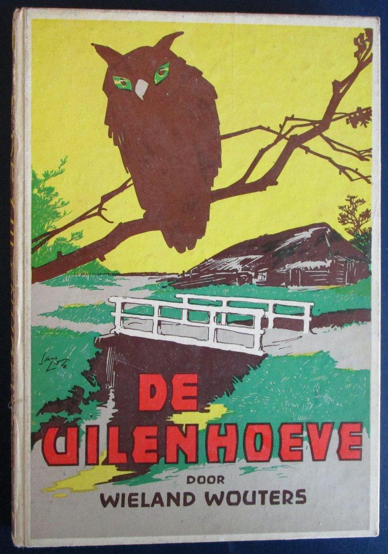 Wouters, Wieland - De Uilenhoeve