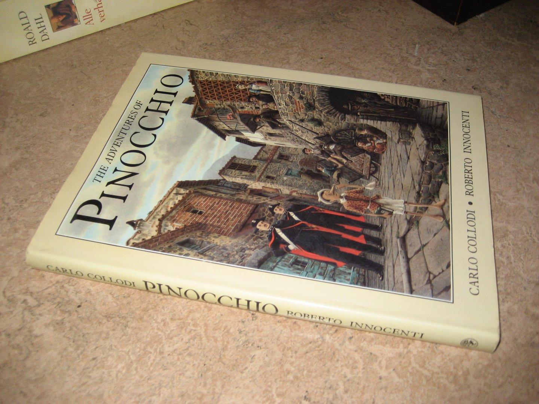Collodi, Carlo / Innocenti, Roberto (Illustrations) - The adventures of Pinocchio