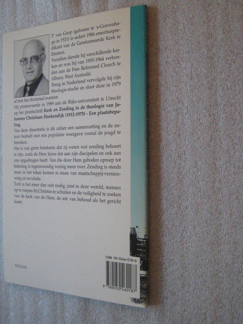 Gurp, Dr.P. van - Kerk en zending in de twintigste eeuw