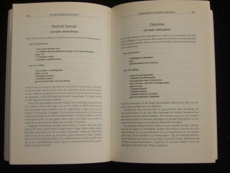 Boekwinkeltjes.nl de mediterrane keuken 250 eenvoudige en