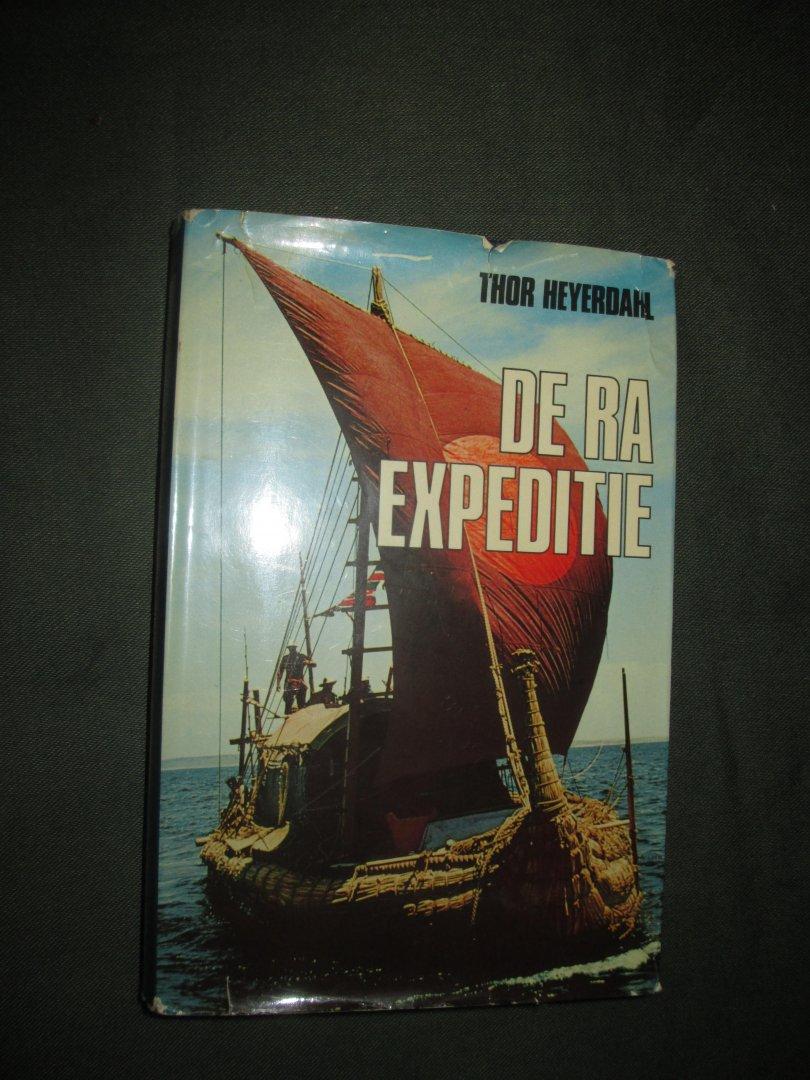 Thor Heyerdahl - De ra expeditie