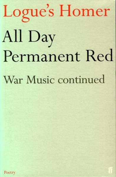 All Day Permanent Red. War ...