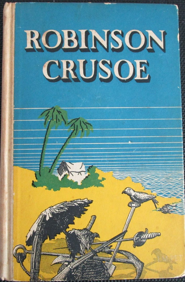 Defoe Daniël - Robinson Crusoe
