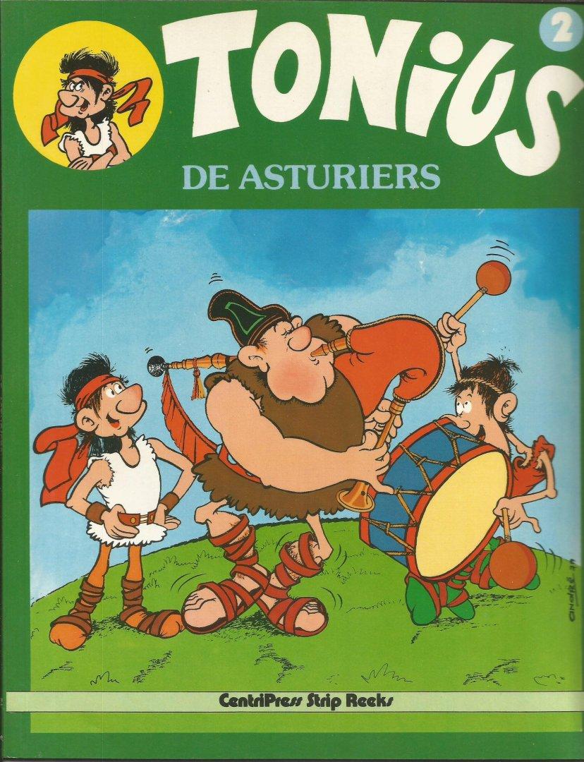 Andre / Tito - Tonius 2 - De Asturiers