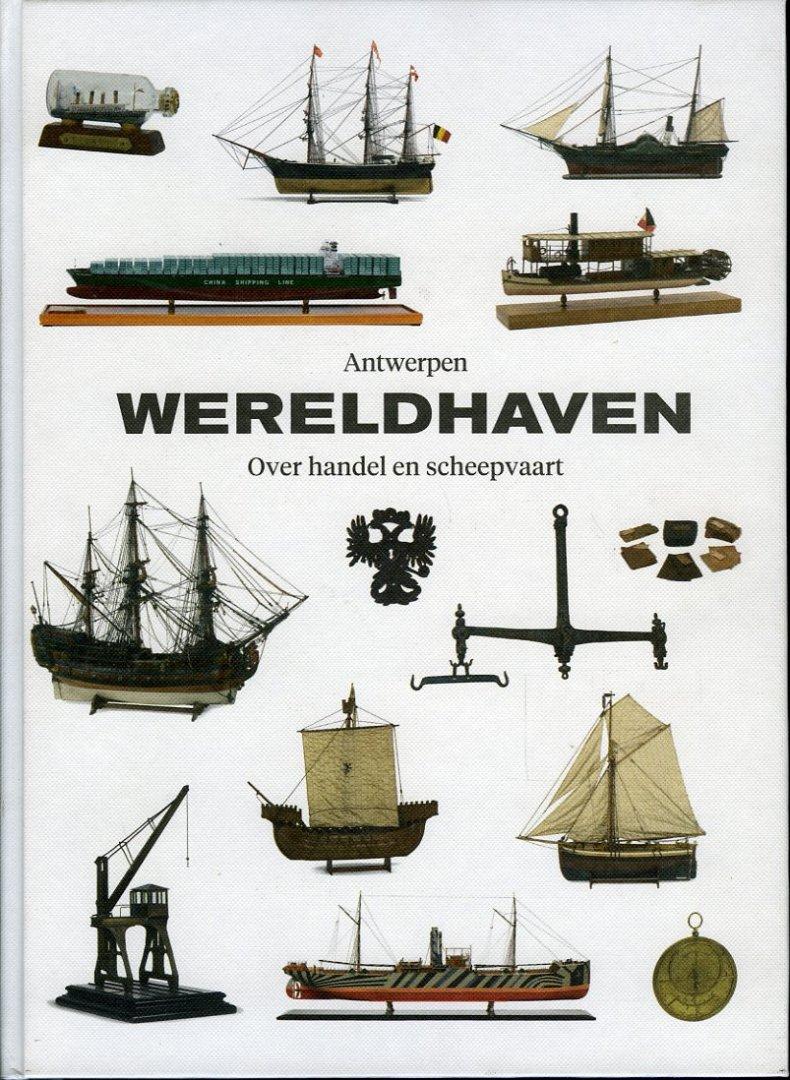 Antwerpen wereldhaven. Over...