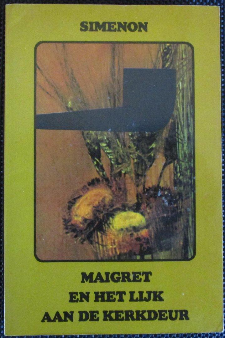 Simenon - Maigret en het lijk aan de kerkdeur