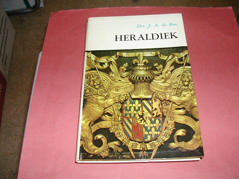 BOO, DRS. J.A. de - HERALDIEK